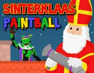 Sinterklaas Paintball